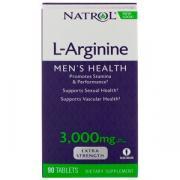 Natrol L-Arginine 3000 mg