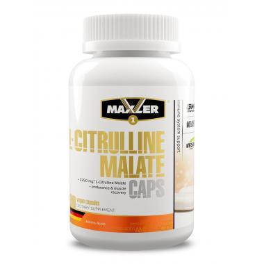 Maxler L-Citrulline Malate caps