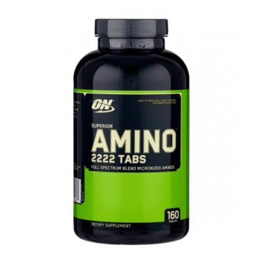 Optimum Nutrition Amino Superior 2222 Tabs