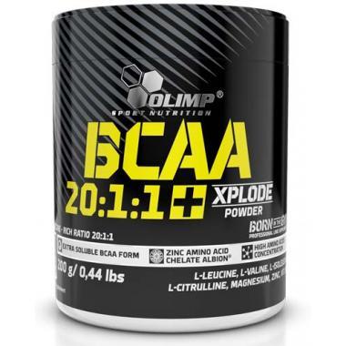 BCAA Olimp Sport Nutrition BCAA 20:1:1 Xplode powder