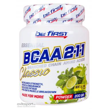 Be First CLASSIC BCAA 2:1:1