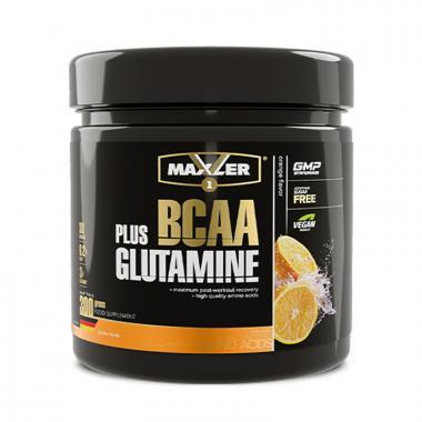 Maxler BCAA + Glutamine