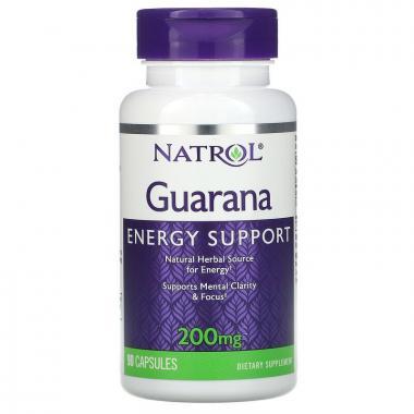 Natrol Guarana 200 mg