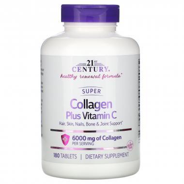 21st Century Super Collagen Plus Vitamin C