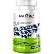 Be First Glucosamine Chondroitin MSM