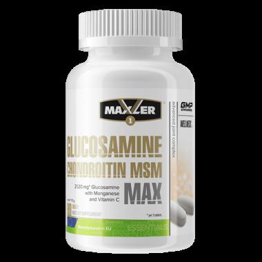Maxler Glucosamine-Chondroitin-MSM MAX