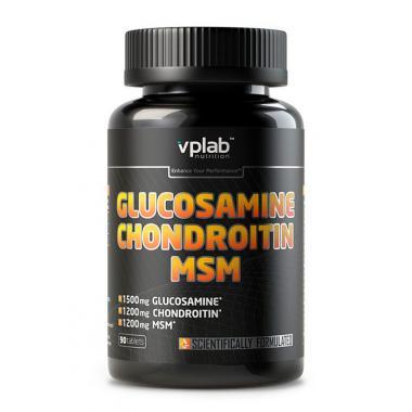 VP Laboratory Glucosamine Chondroitin MSM