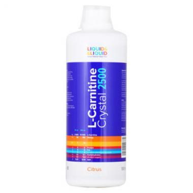 Liquid & Liquid L-Carnitine Crystal 2500