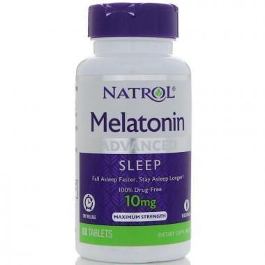 Natrol Melatonin 10 mg