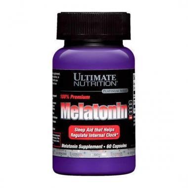 Ultimate Nutrition Melatonin 3 mg