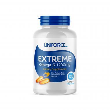 Uniforce Extreme Omega-3 1200 mg