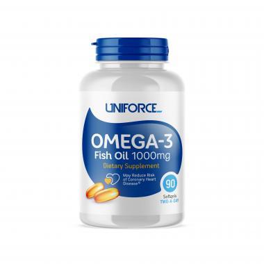 Uniforce Omega-3 1000 mg