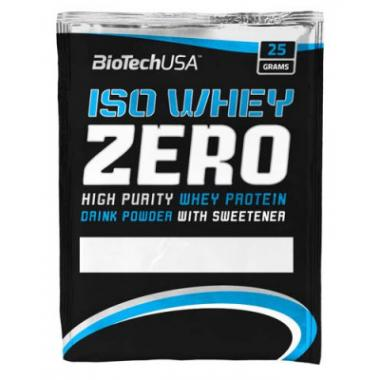 BioTech USA ISO Whey Zero Lactose Free