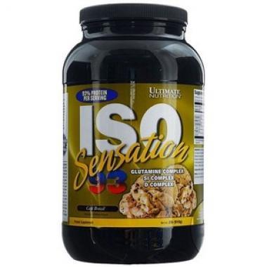 Ultimate Nutrition Iso Sensation 93