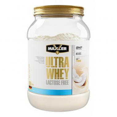 Maxler Ultra Whey Lactose Free