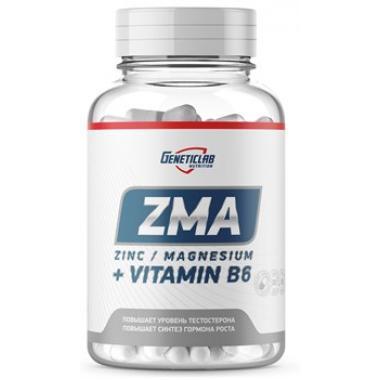 GENETICLAB NUTRITION ZMA + vitamin B6