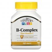 21st Century B-complex Plus Vitamin C