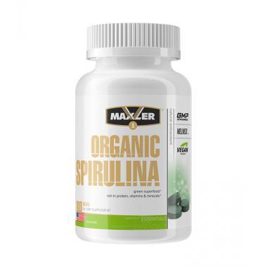 Maxler Organic Spirulina