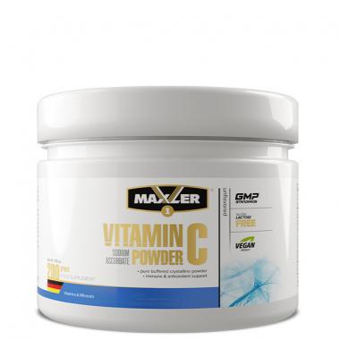 Maxler Vitamin C Sodium Ascorbate Powder