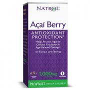 Natrol AcaiBerry 1000 mg
