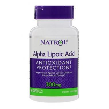 Natrol Alpha Lipoic Acid 300 mg