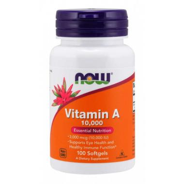 Now Vitamin A 10000