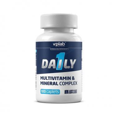 VP Laboratory Daily 1