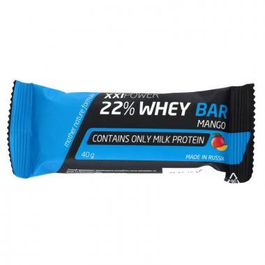 XXI POWER Whey Bar