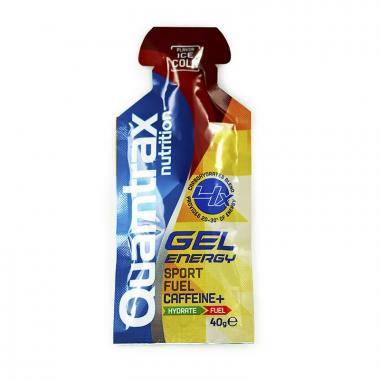 Quamtrax Nutrition Power Energy Gel