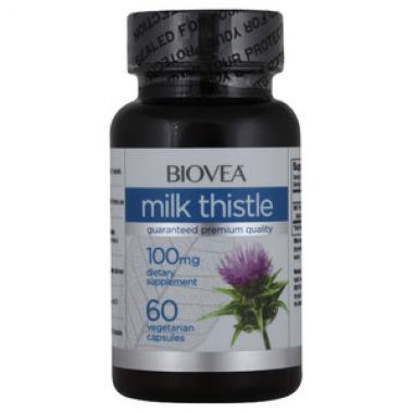 BioVea Milk Thistle 100 mg