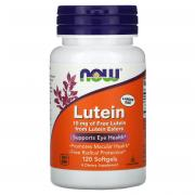 NOW Lutein 10 mg