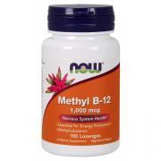 NOW Methyl B-12 1000 mcg