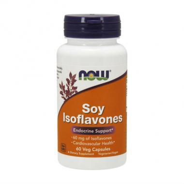 NOW Soy Isoflavones 150 mg